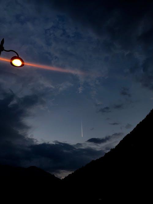 Gratis arkivbilde med fly, iPhone X, Montana