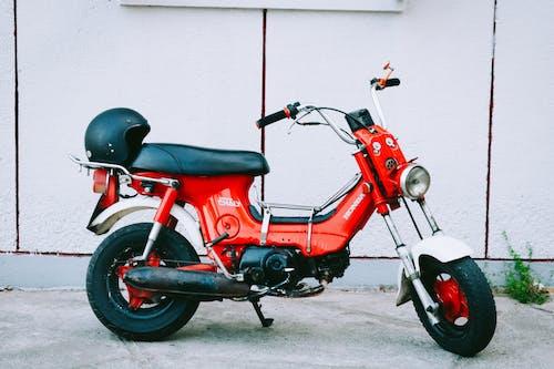 交通系統, 小型摩托車, 摩托車, 本田 的 免費圖庫相片