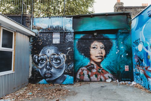 Gratis stockfoto met buiten, cultuur, daglicht, graffiti