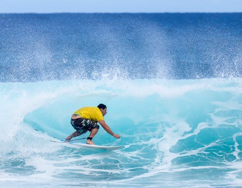 Δωρεάν στοκ φωτογραφιών με esports, extreme sport, extreme sports, Surf