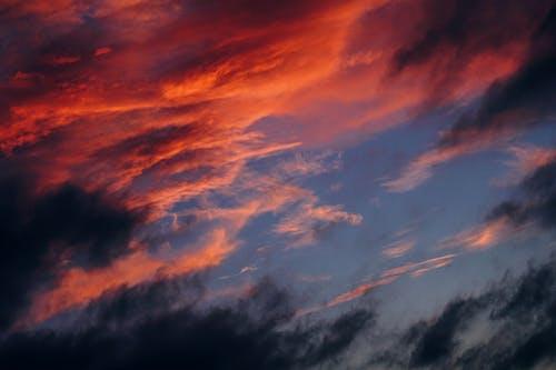 充滿活力, 光, 半空, 喜怒無常 的 免费素材照片