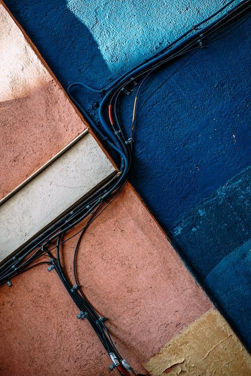 Бесплатное стоковое фото с Антикварный, архитектура, голубой, день