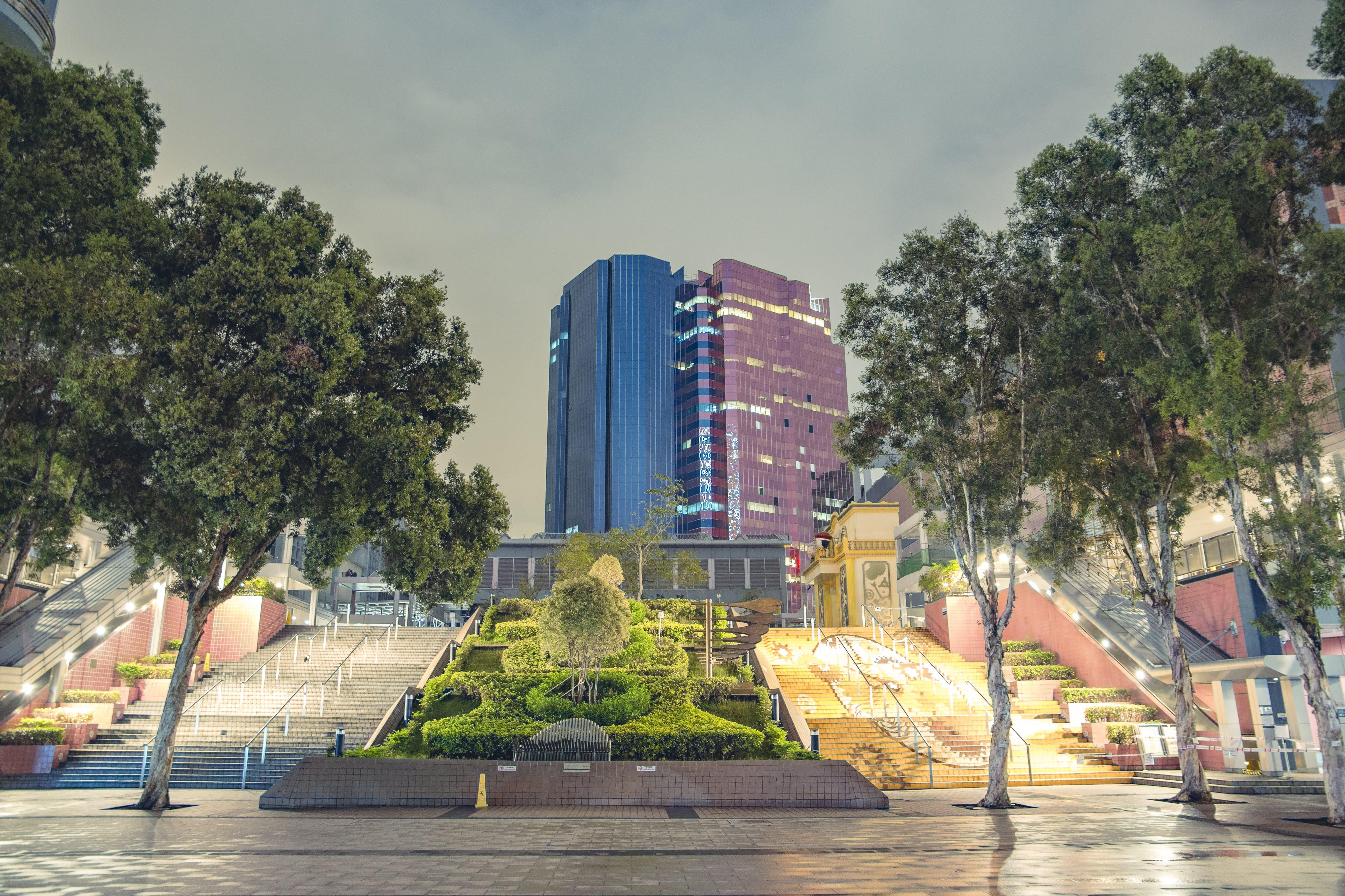 architect, building, hong kong
