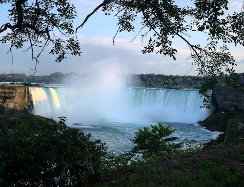 Niagara Şelaleleri içeren Ücretsiz stok fotoğraf