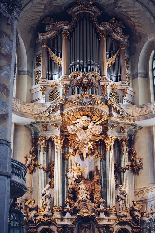 Foto stok gratis agama, altar, Arsitektur, bagian dalam