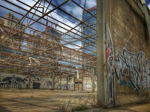 Fotos de stock gratuitas de almacén, graffiti