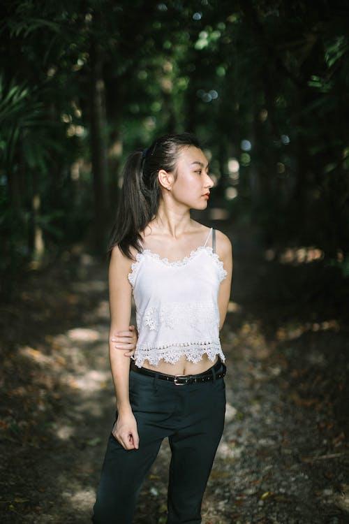 Бесплатное стоковое фото с азиатская модель