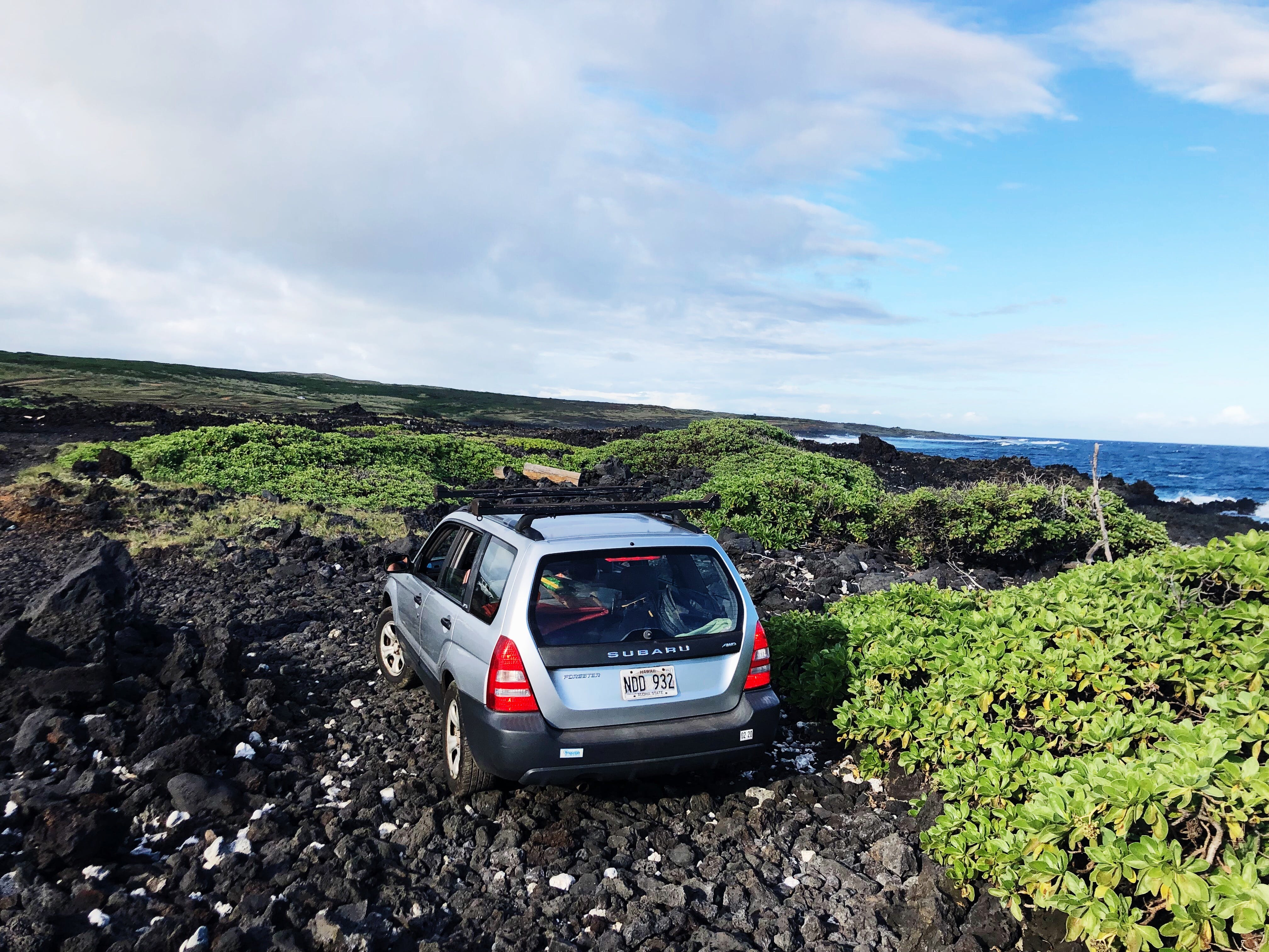 Free stock photo of adventure, driving, hawaii