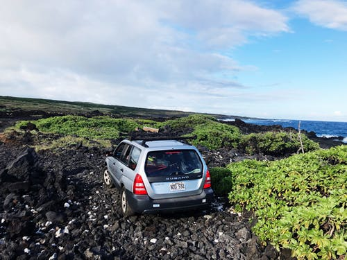 Free stock photo of adventure, driving, hawaii