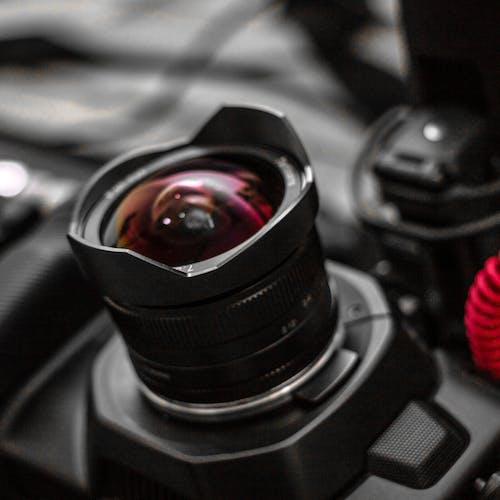 Fotobanka sbezplatnými fotkami na tému 7artisans, čierna mágia, fotoaparát, objektív