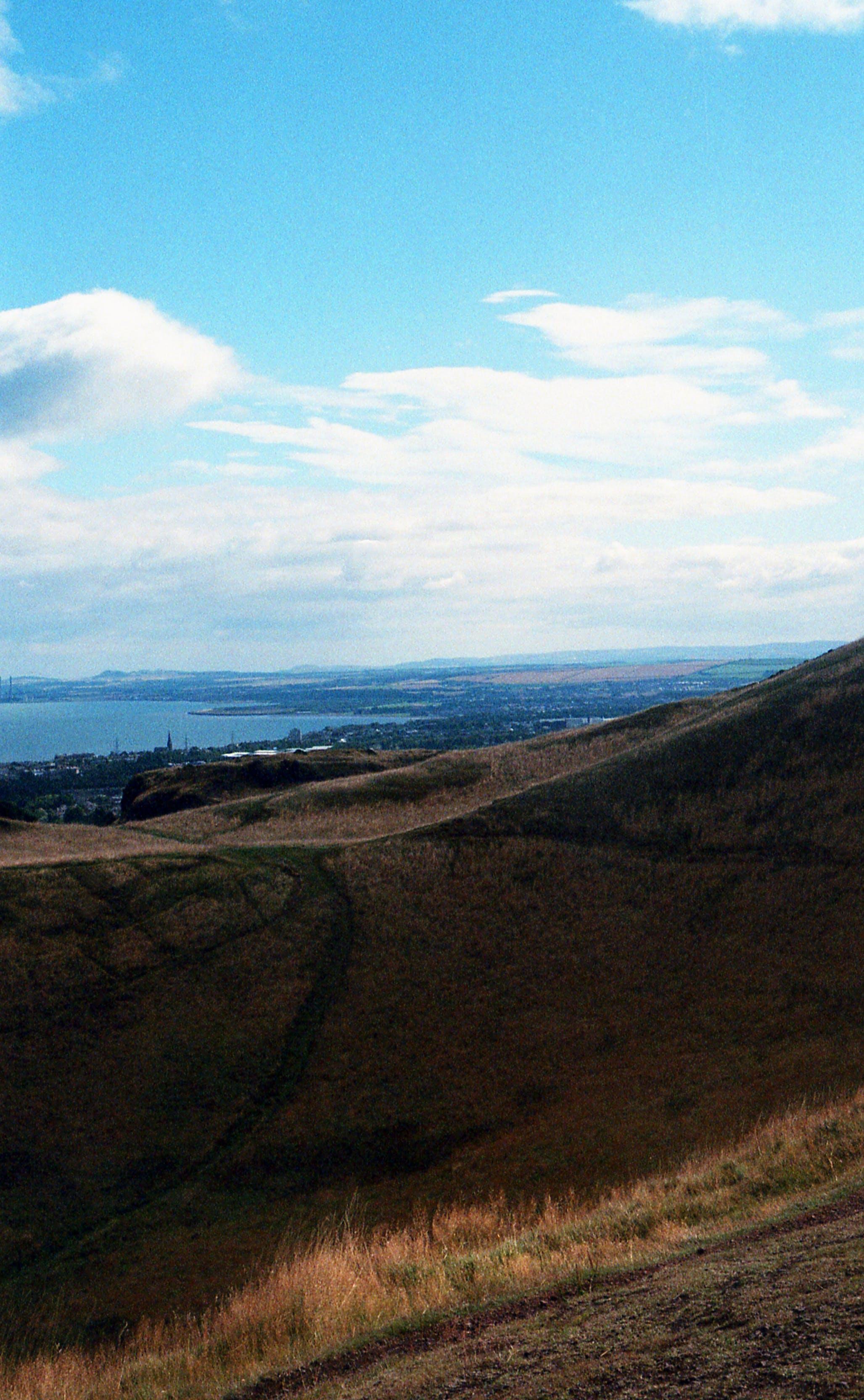 Foto stok gratis air, alam, awan, berawan