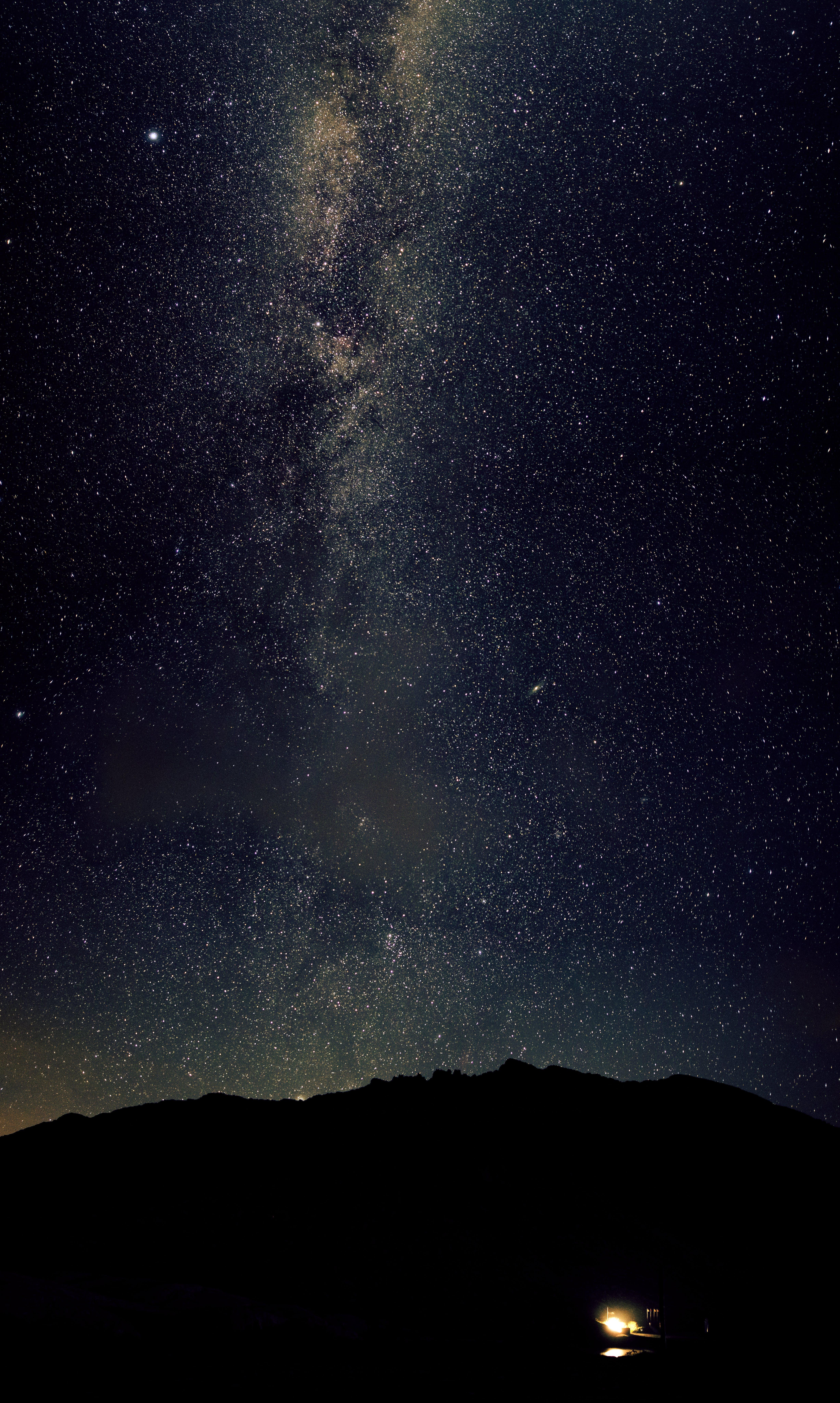milchstraße, star