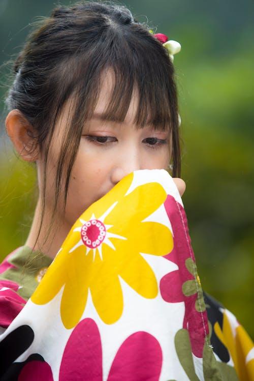 Free stock photo of kimono