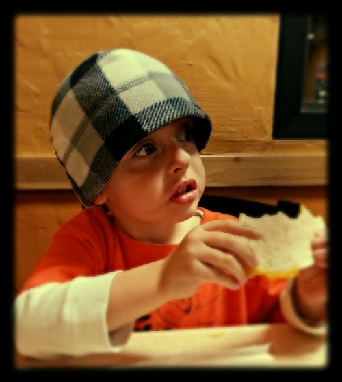 Free stock photo of beanie, boy, hat, kid