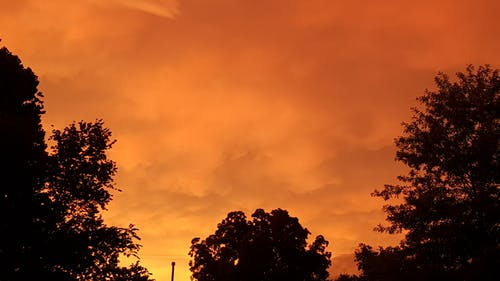 Free stock photo of clouds, Storm Clouds, stormy, sunset