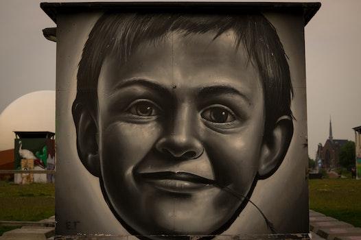 Free stock photo of art, creative, graffiti, street art