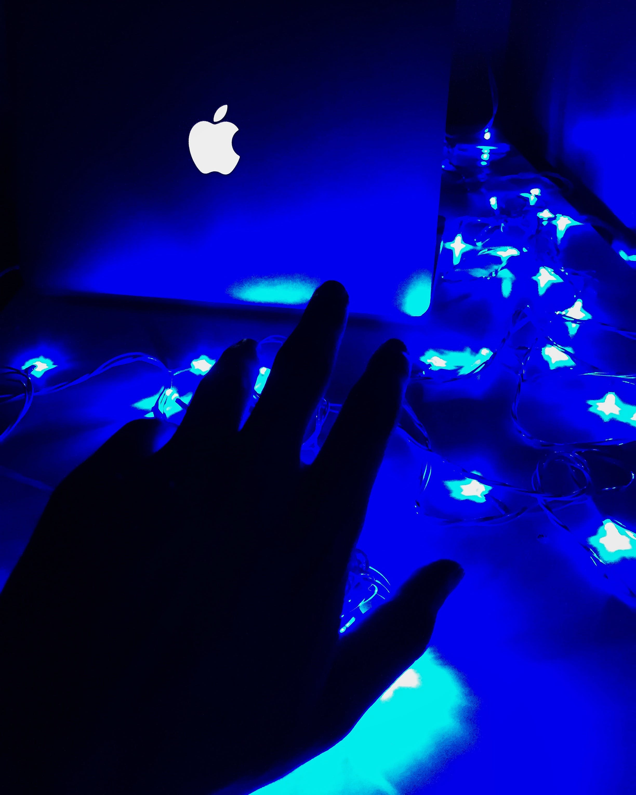 LED 조명, 가벼운, 기술, 노트북의 무료 스톡 사진