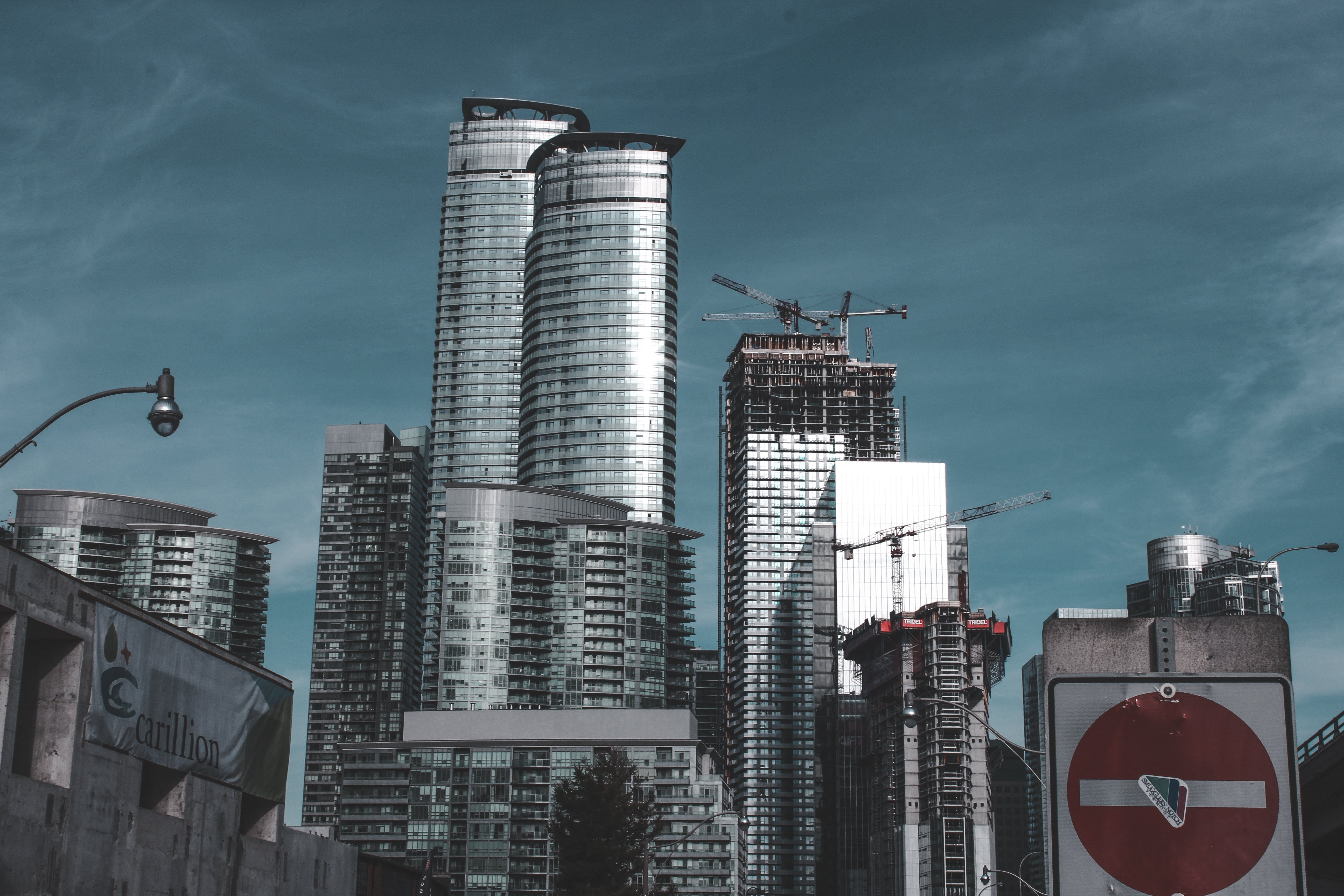 Skyscrapers at Daytime