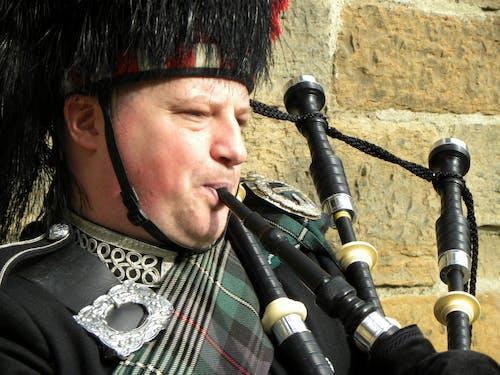 Foto d'estoc gratuïta de edinburgh, Escòcia, gaiter