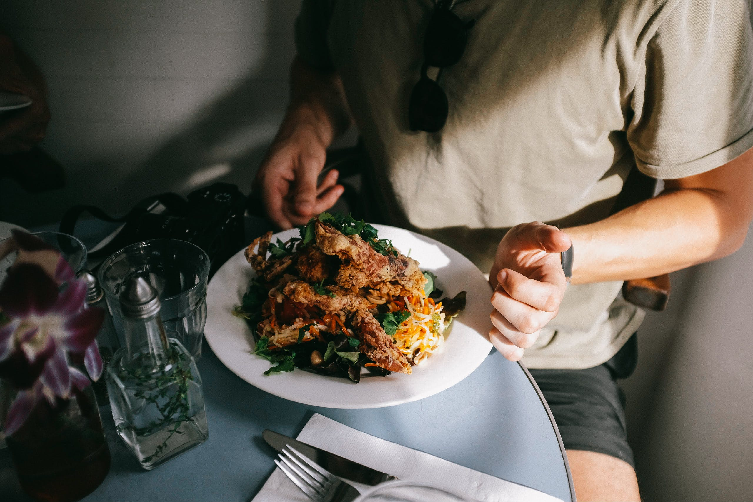 Imagine de stoc gratuită din bifurcație, bucătărie, carne, delicios