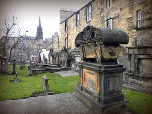 Foto d'estoc gratuïta de cementiri, edinburgh