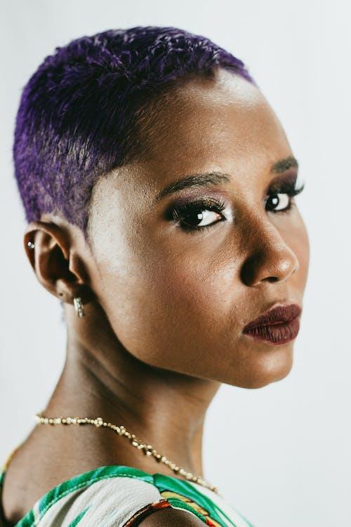 Fotobanka sbezplatnými fotkami na tému Afroameričanka, černoška, krása, krásna