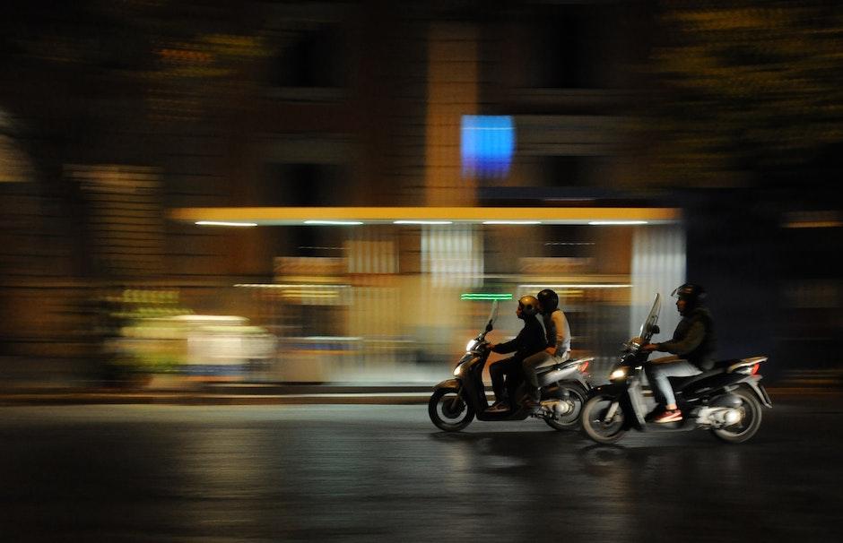 blur, blurred, city