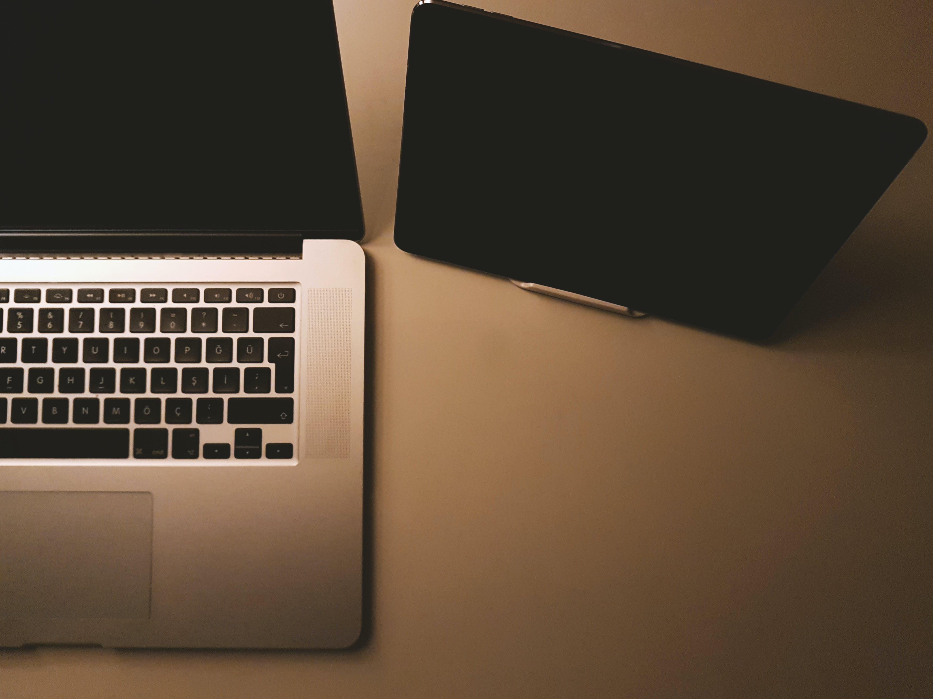 bærbar datamaskin, elektronikk, ipad