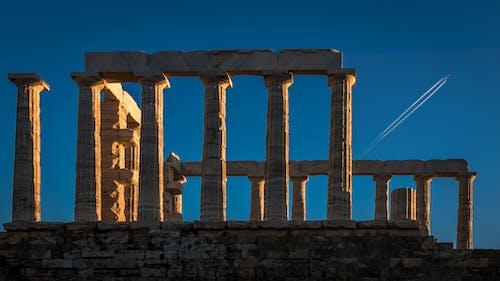 Fotos de stock gratuitas de acrópolis, antiguo, arquitectura, cielo