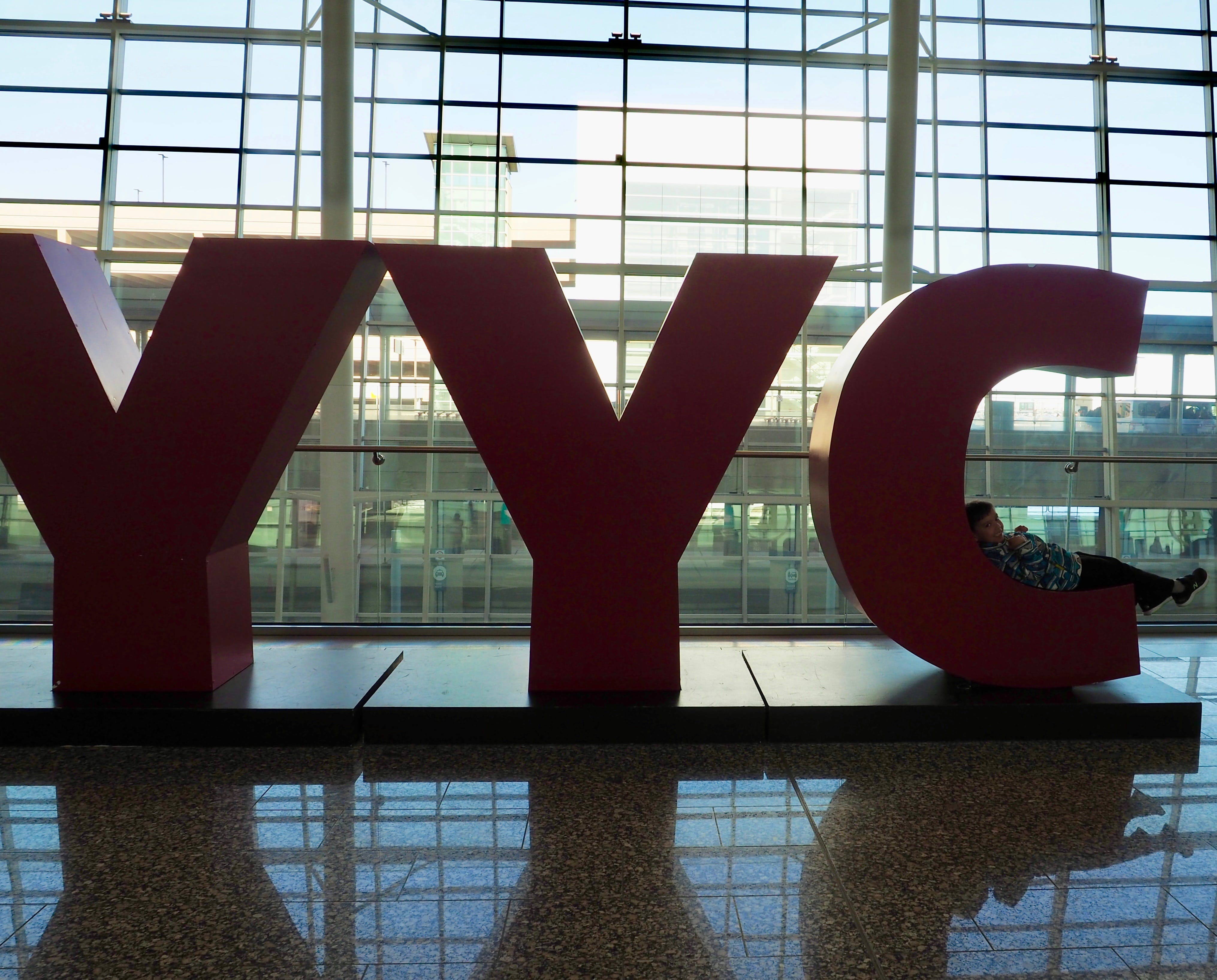 Free stock photo of Airport call letters, boy, Calgary Airport, YYC