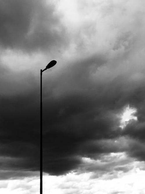 Fotobanka sbezplatnými fotkami na tému obloha pokrytá oblakmi