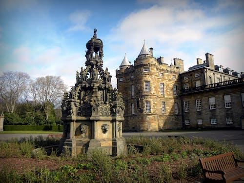 Foto d'estoc gratuïta de edinburgh, palau holyrood