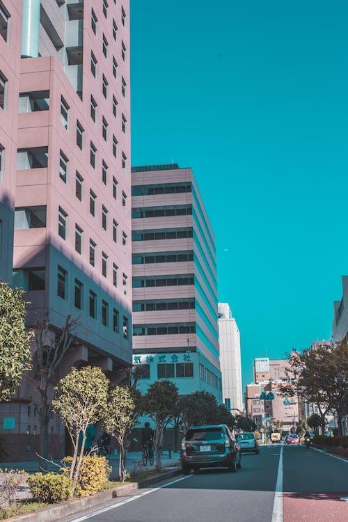 Gratis stockfoto met architectuur, binnenstad, gebouw, plaats