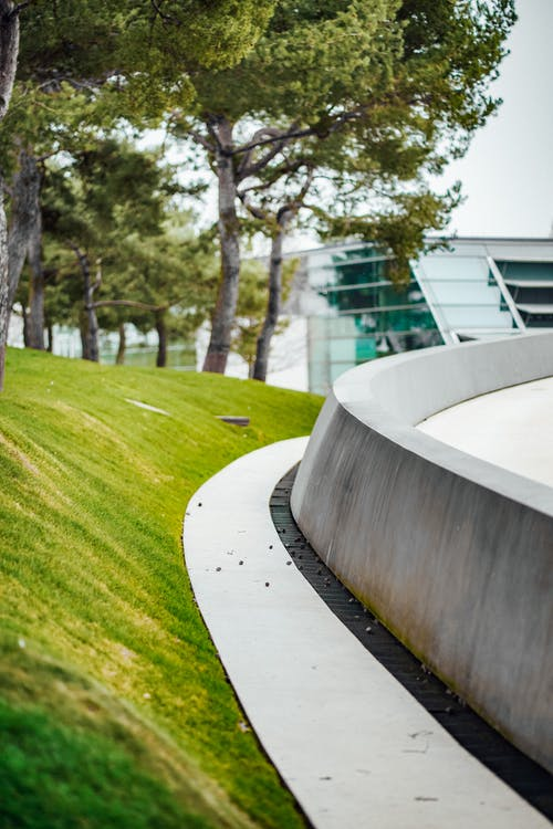Free stock photo of architect, design, path