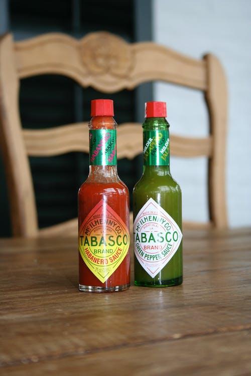 hot sauce, tabasco