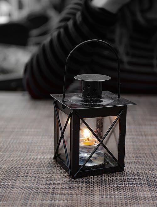 Free stock photo of calm, candle, lantern