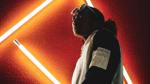 Kostnadsfri bild av afroamerikansk man, fotografering, Framställ, frisyr
