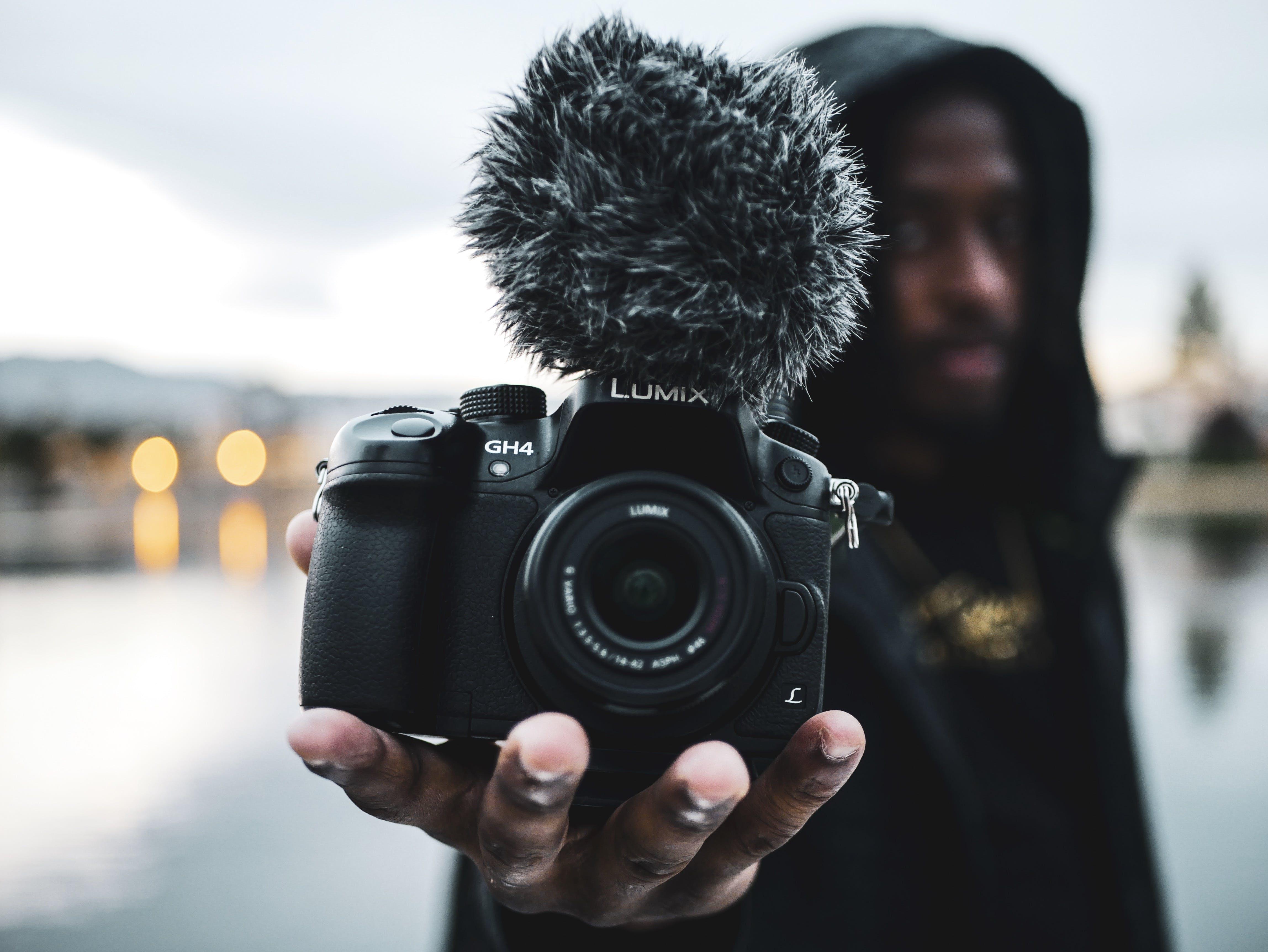 Gratis lagerfoto af close-up, fokus, fotograf, hånd
