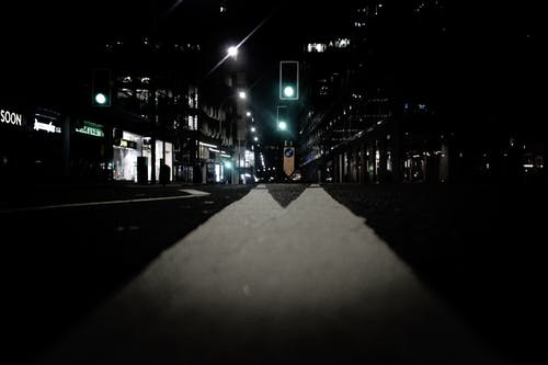 Foto d'estoc gratuïta de anar, carrer, llums de la ciutat, Londres