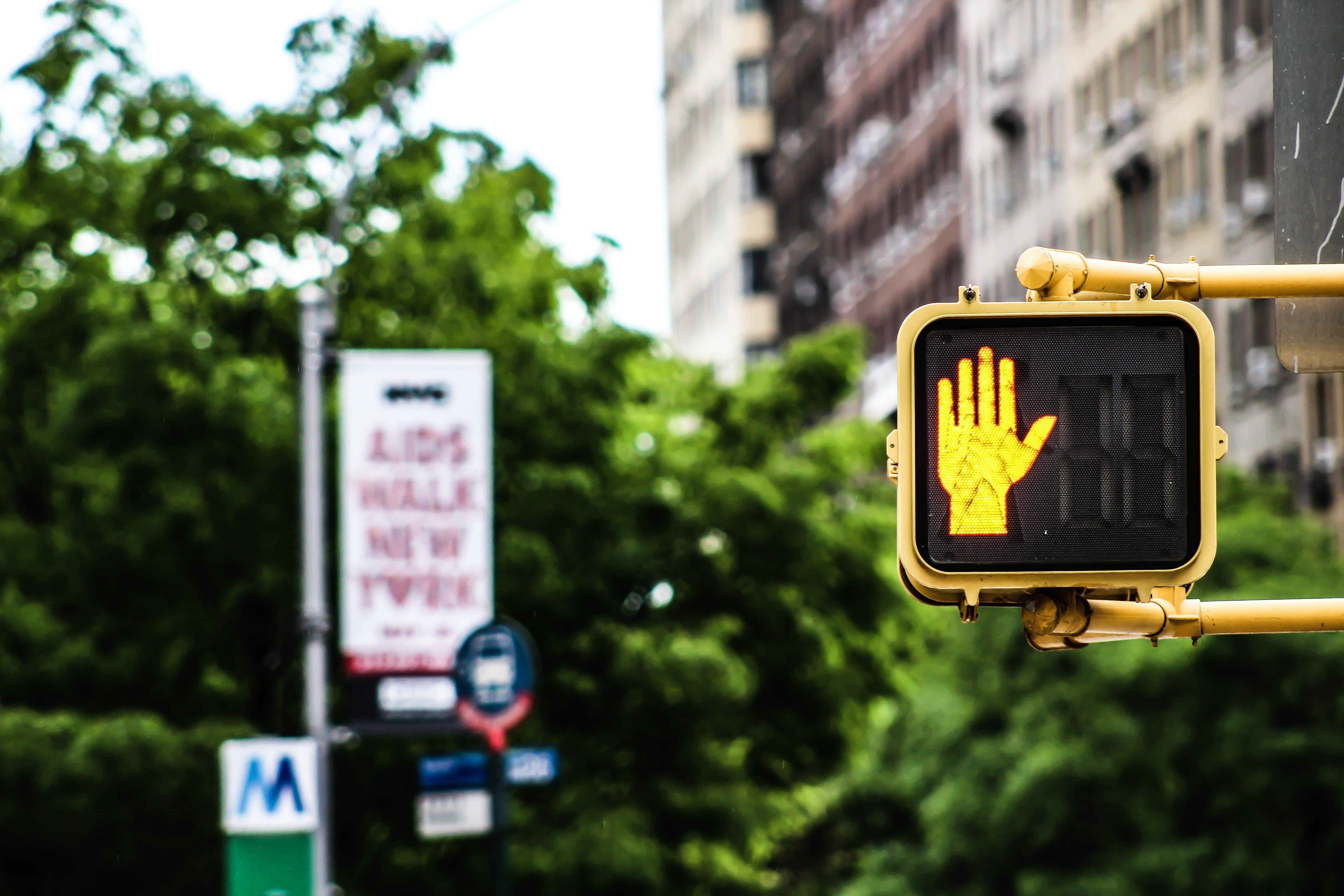 Gratis lagerfoto af gade, signal, sikkerhed, stopskilt