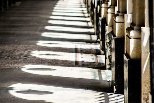 Foto d'estoc gratuïta de carrer, ombra, parís