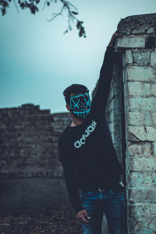Δωρεάν στοκ φωτογραφιών με led, αρσενικός, καθαρίζω, μάσκα