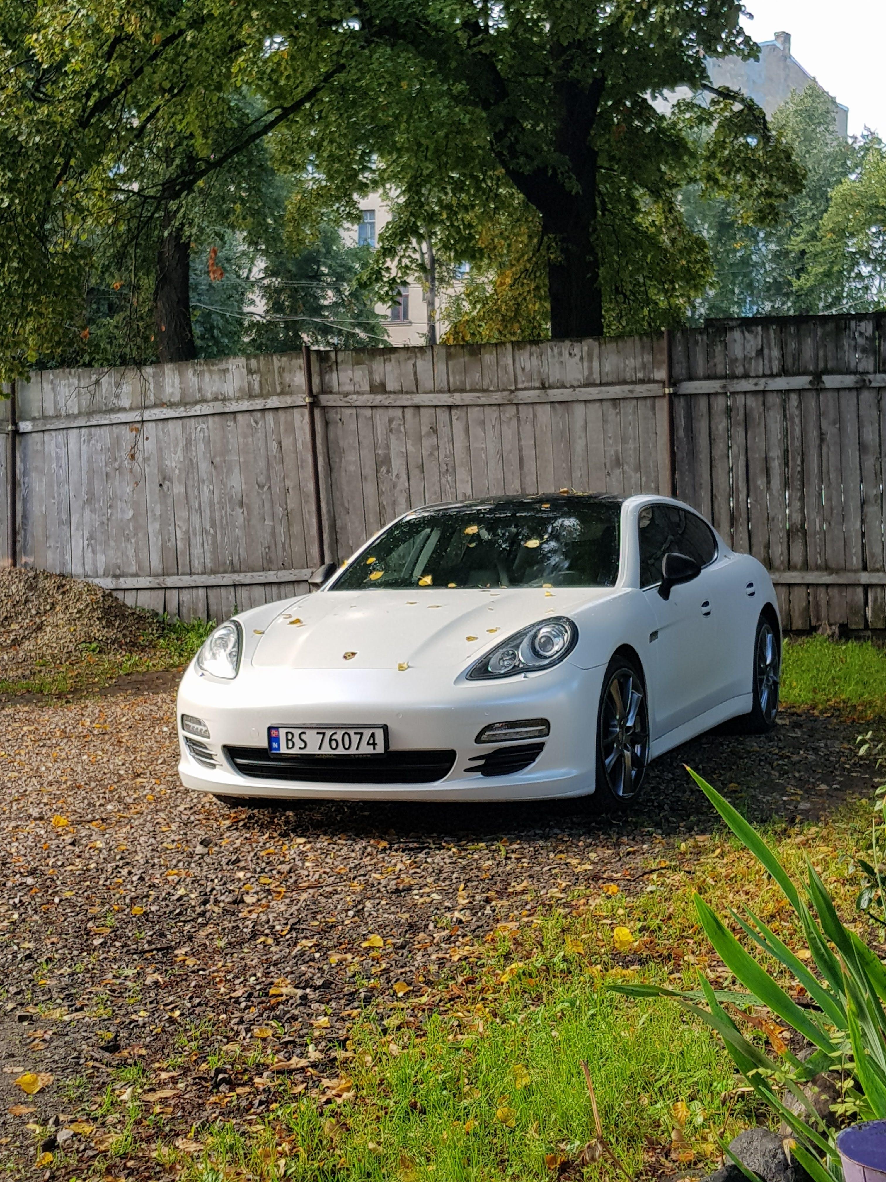 Free stock photo of car, norway, porsche
