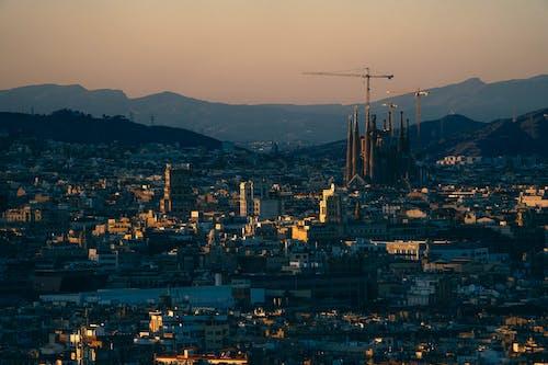 Бесплатное стоковое фото с амулет, архитектура, Архитектурный, Барселона
