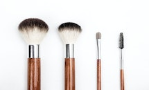 make-up, make-up brushes
