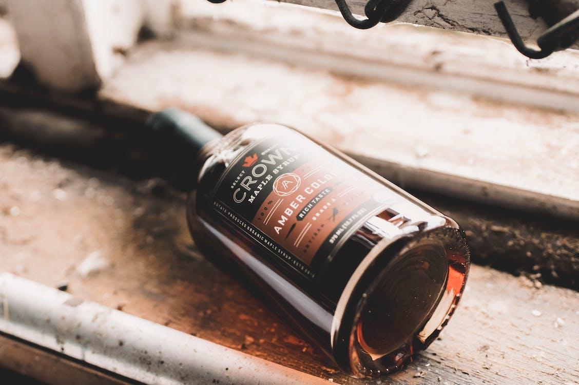 Crown Maple Bottle