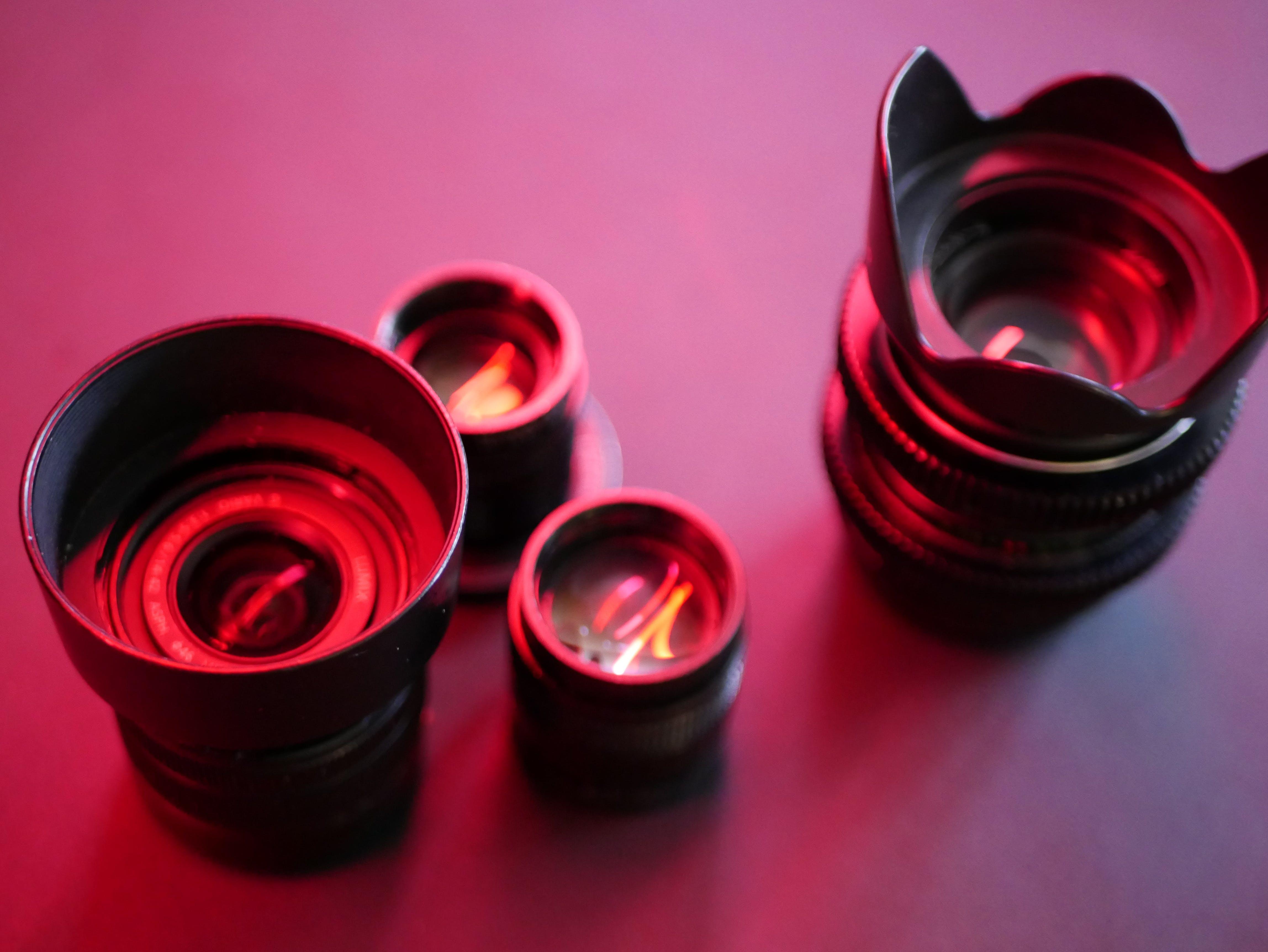 Gratis arkivbilde med kameralinse, kamerautstyr, linse