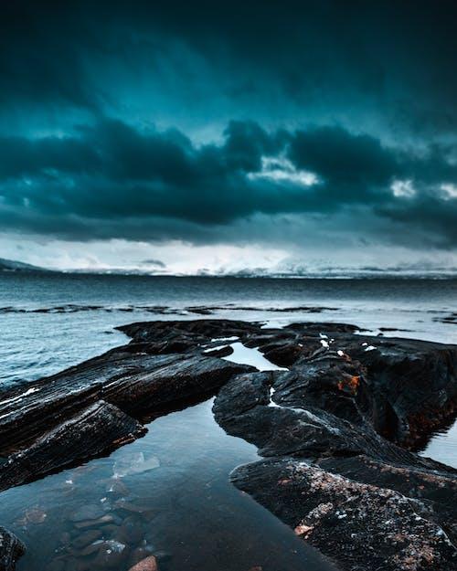 Foto profissional grátis de céu, mar, natureza, Noruega