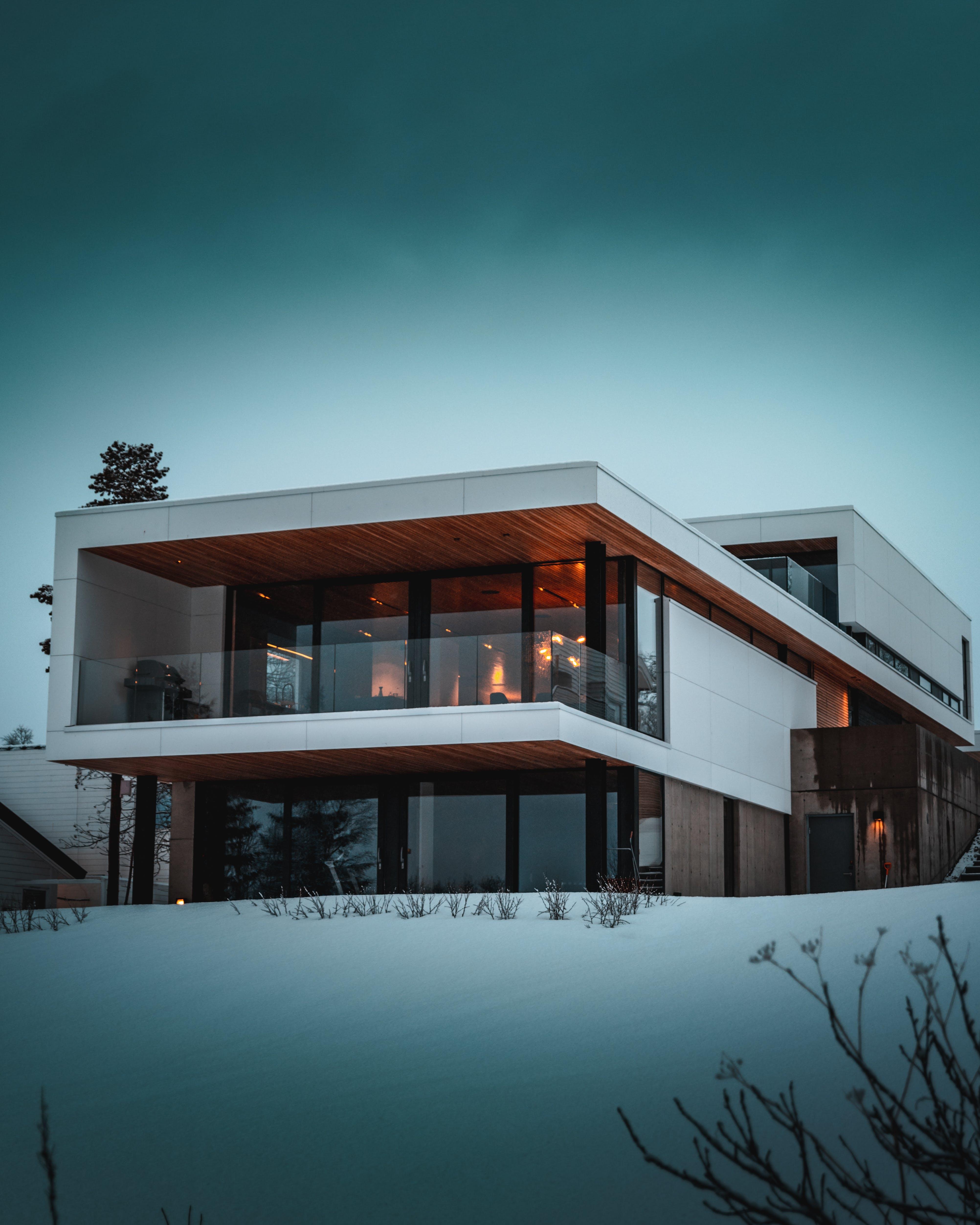 Foto profissional grátis de aparência, arquitetura, balcão, construção