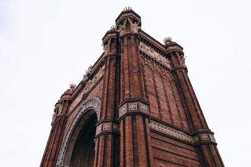 Бесплатное стоковое фото с triomf, Арка, архитектура, Барселона